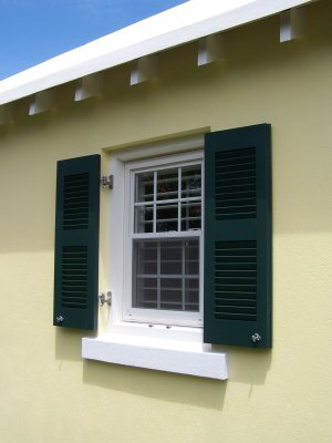 Approved window and shutter styles